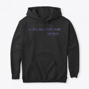 Is this your first time? Sub Rosa Collection Pullover Hoodie