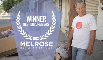 El Chacharero Winner of Best Documentary at Melrose Film Festival