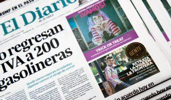 Krisstian de Lara Gets Featured on El Diario de Juarez