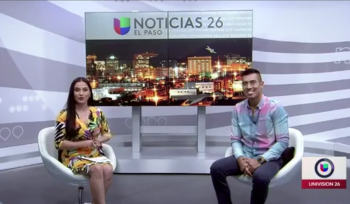 Krisstian de Lara speaks about El Chacharero premiere at El Paso Film Festival and feature film debut with Investigation 13 on Univision
